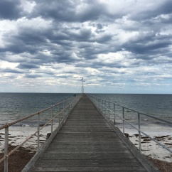 Fowlers Bay Pier