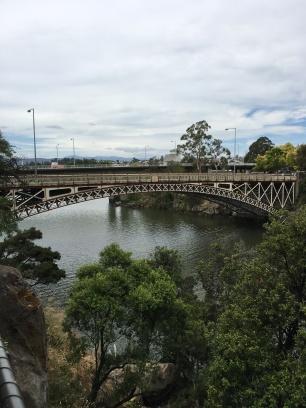 King's Bridge at Cataract Gorge
